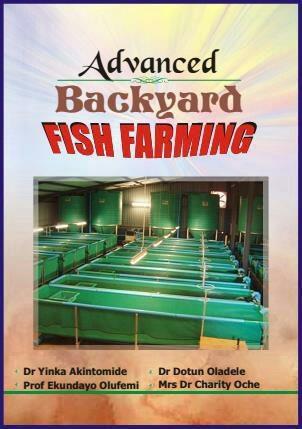 Advanced backyard fish farming ebook