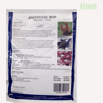 amoxy-col antibiotic