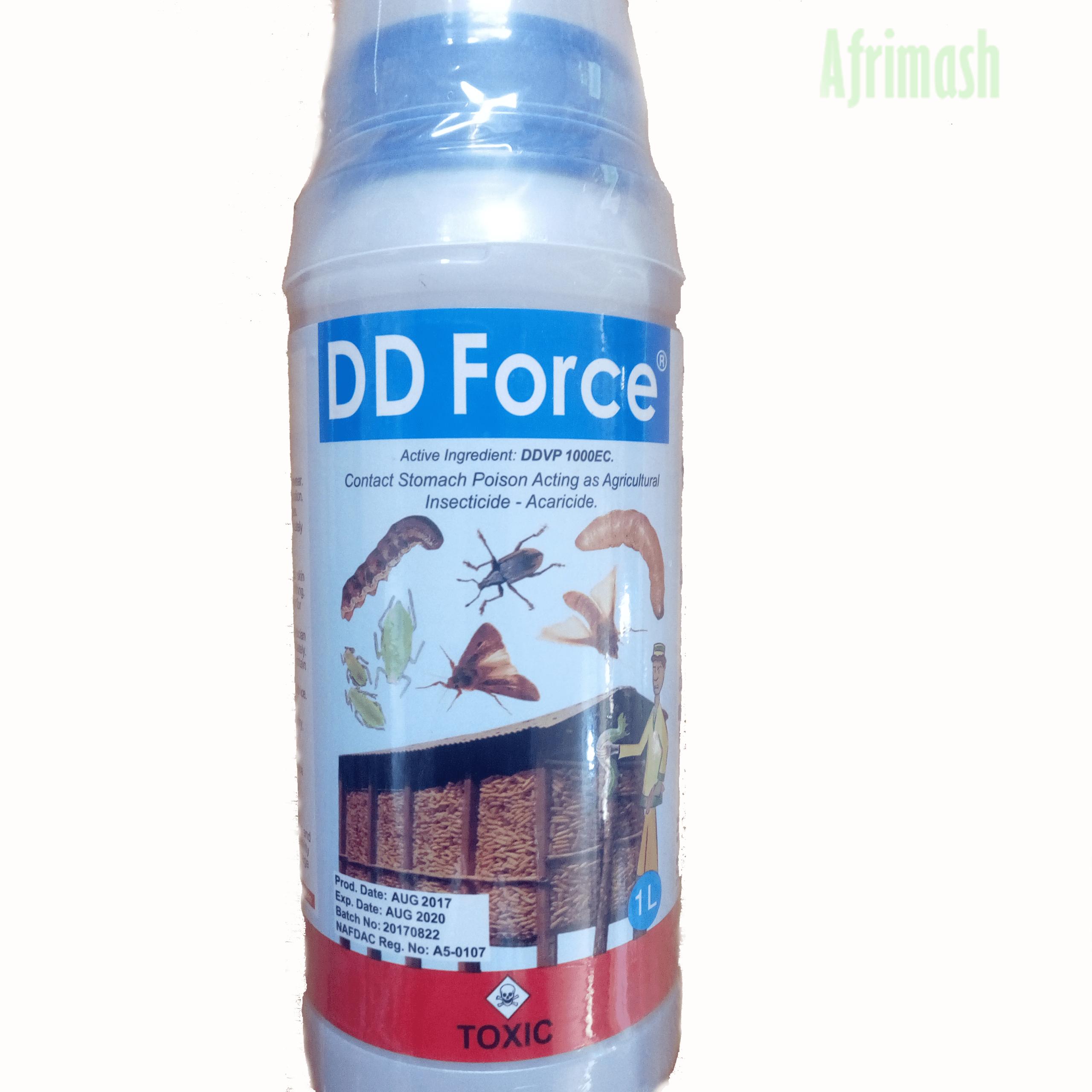 dd force