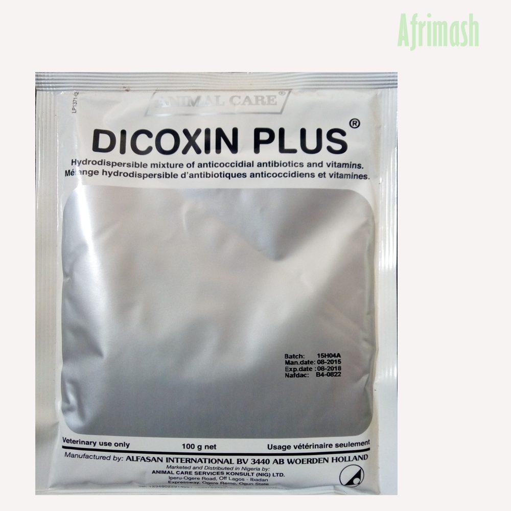 dicoxin plus