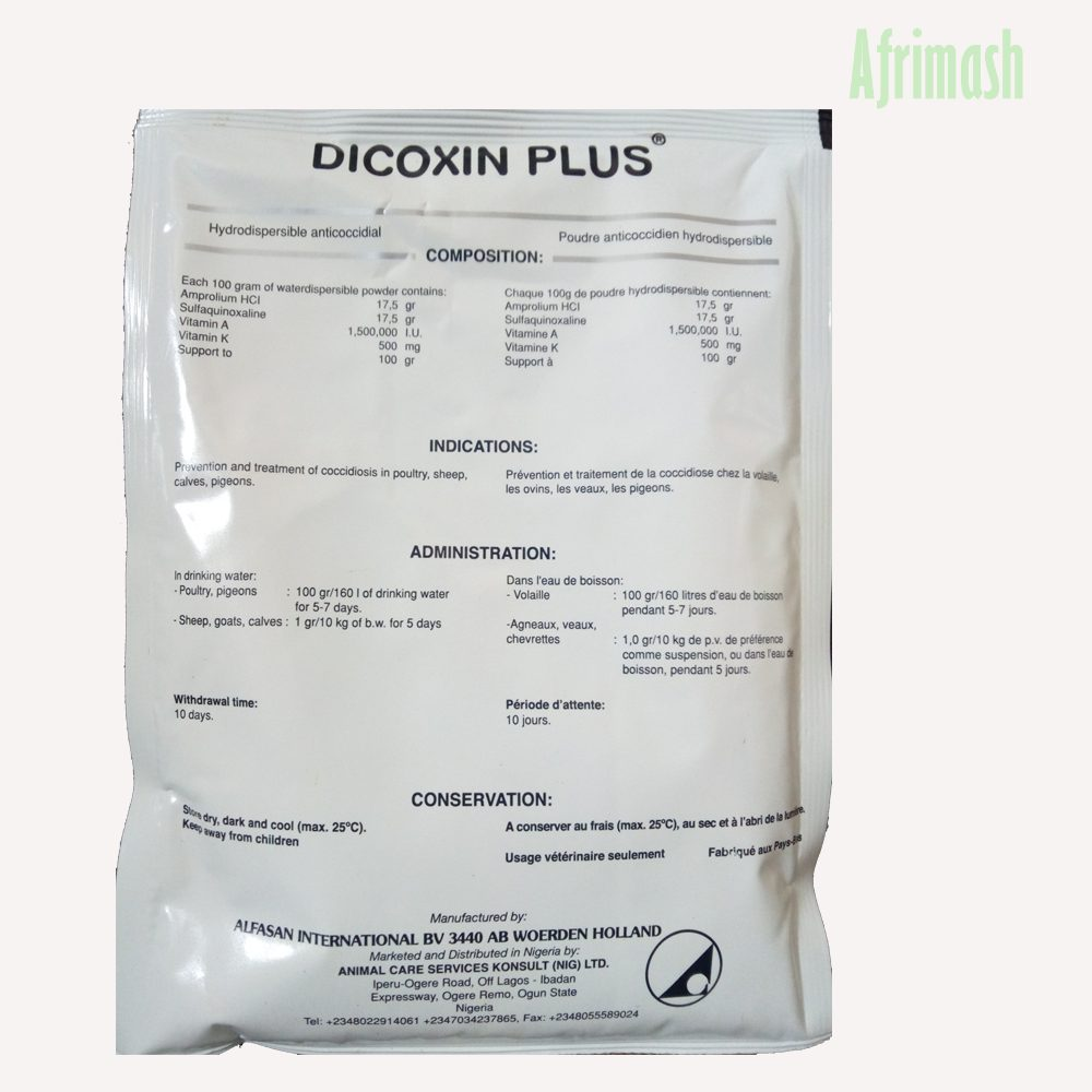 dicoxin plus2
