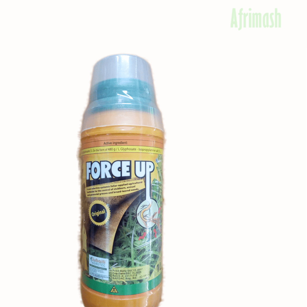 Force Up - 1 Litre Systemic Herbicide