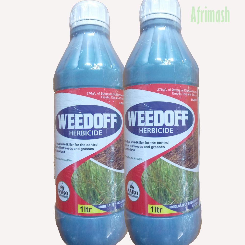 weedoff