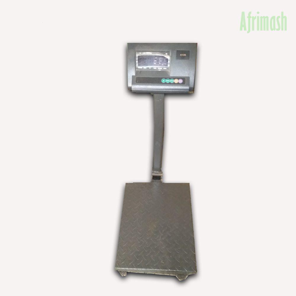Electronic Platform scale