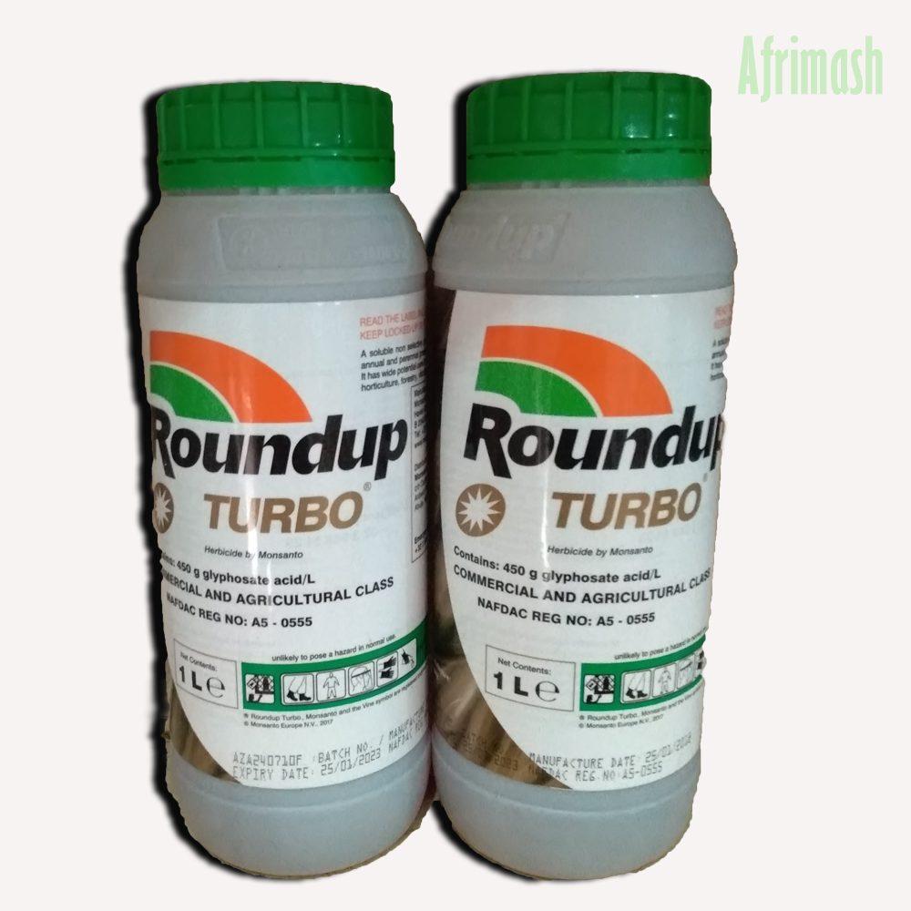 Roundup Turbo
