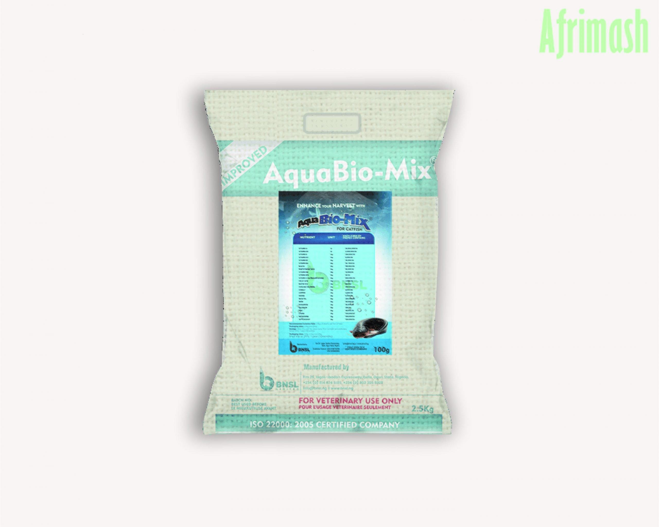 Aqua Bio-Mix for Catfish