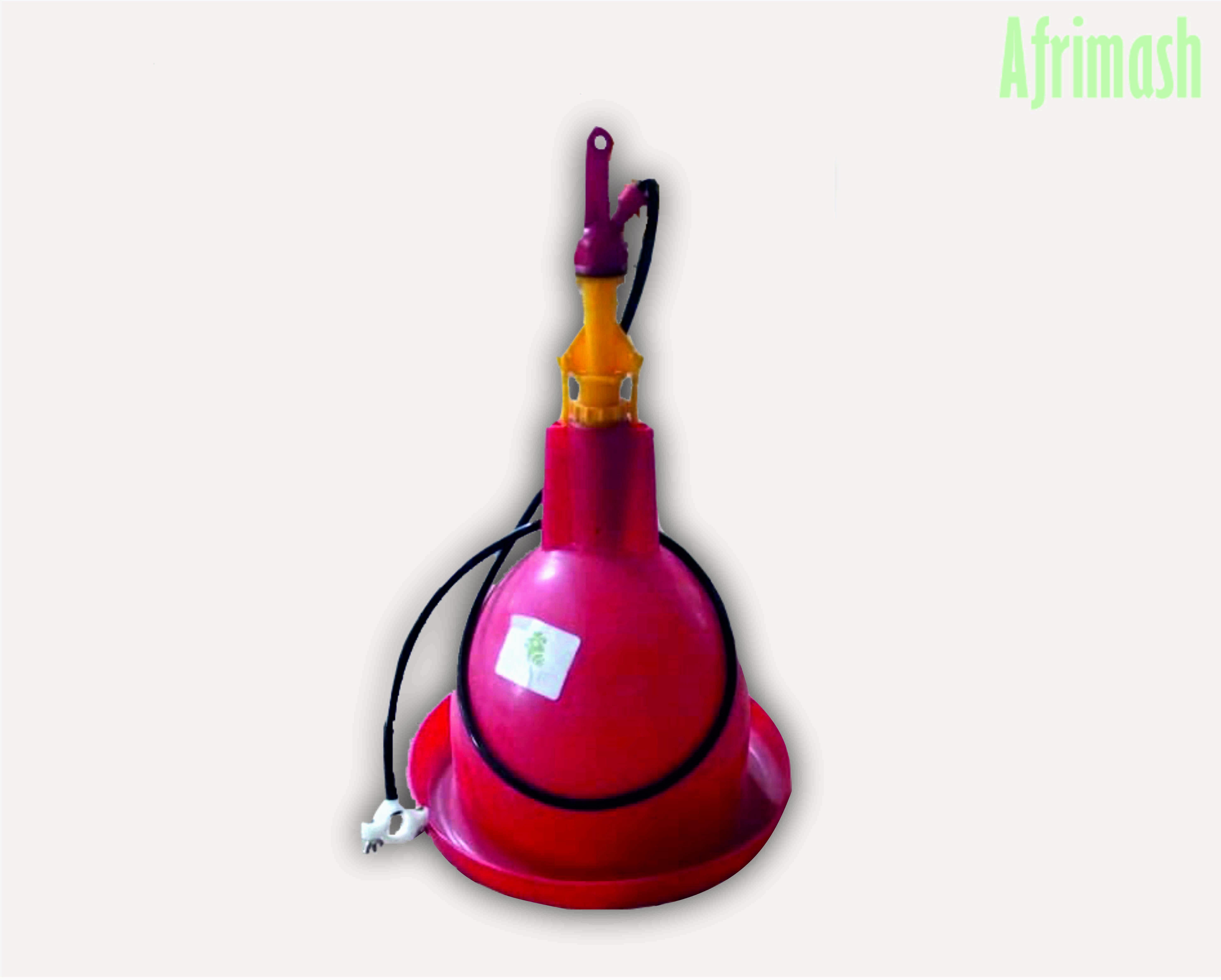 Bell drinker