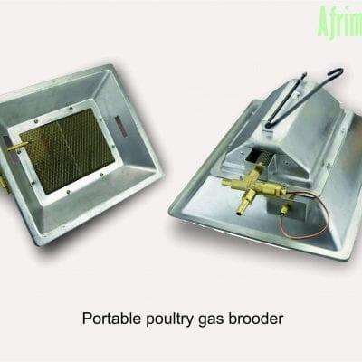 gas brooders