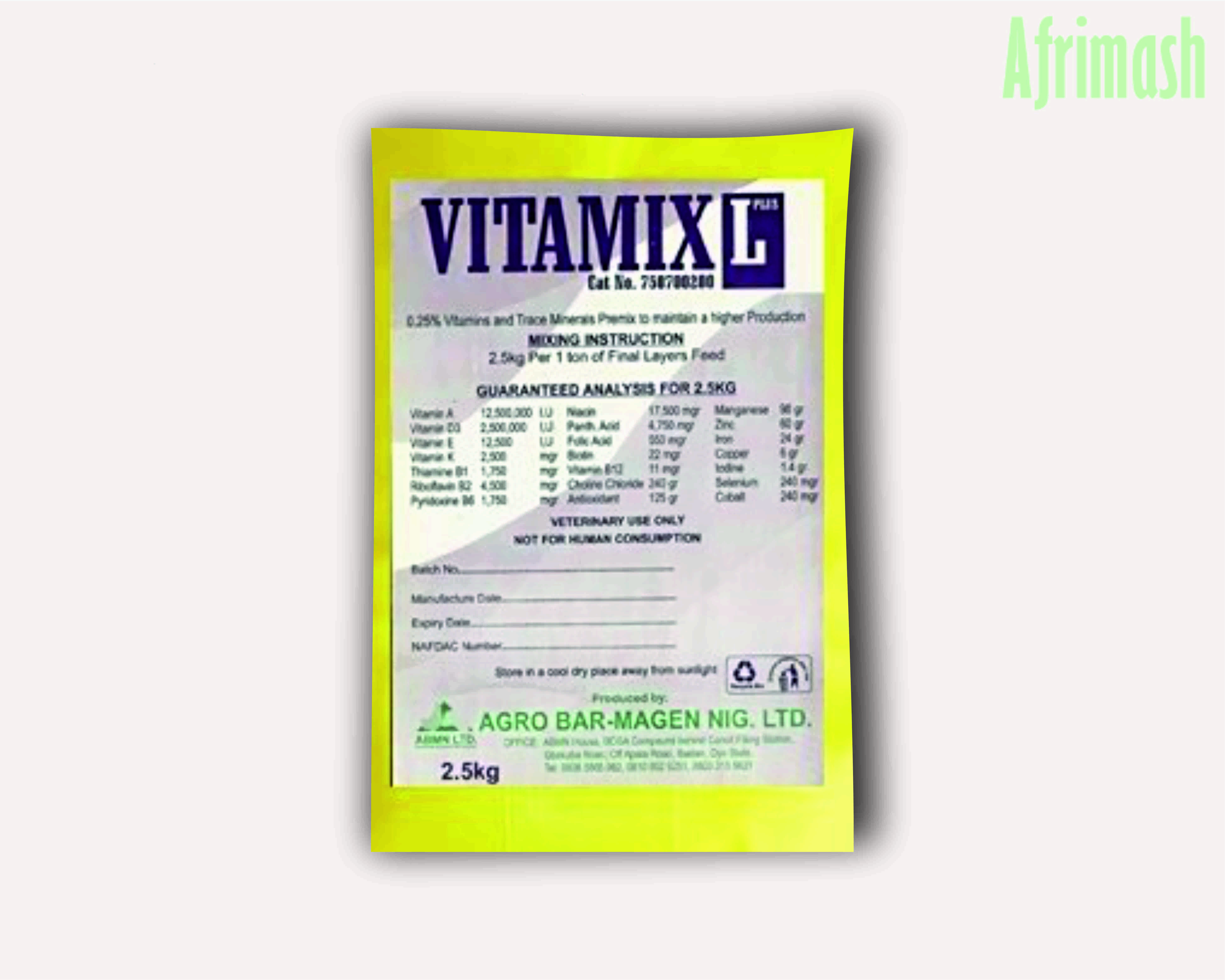 VitaMix L (Layer Premix))