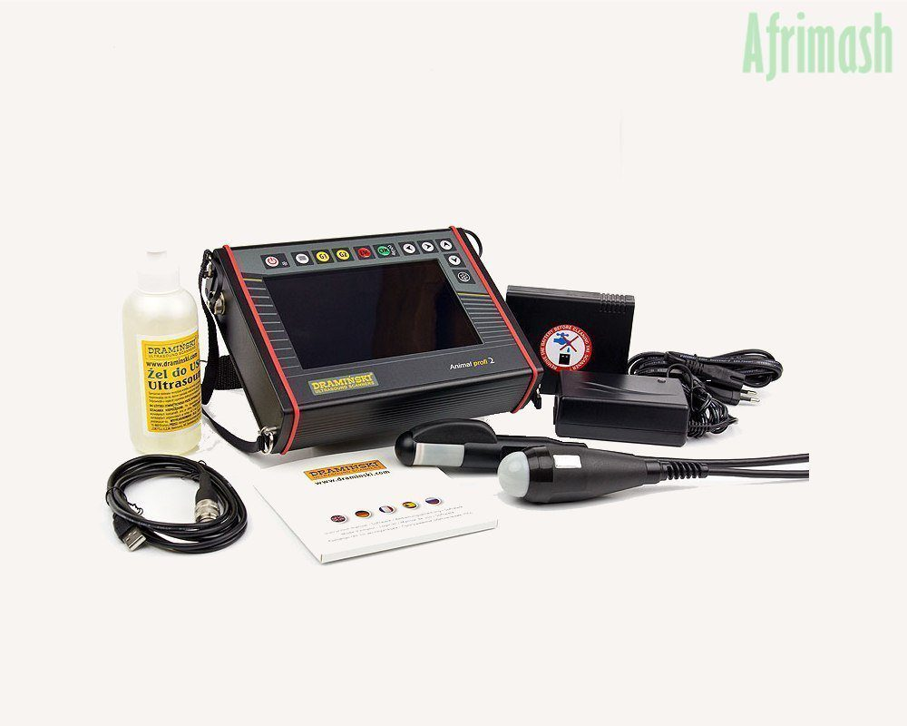 Ultrasound scanner DRAMINSKI Animal Profi 2