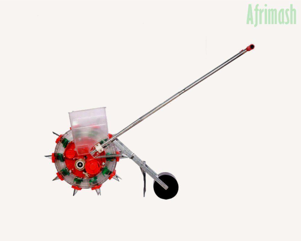 precision seed and fertilizer planter