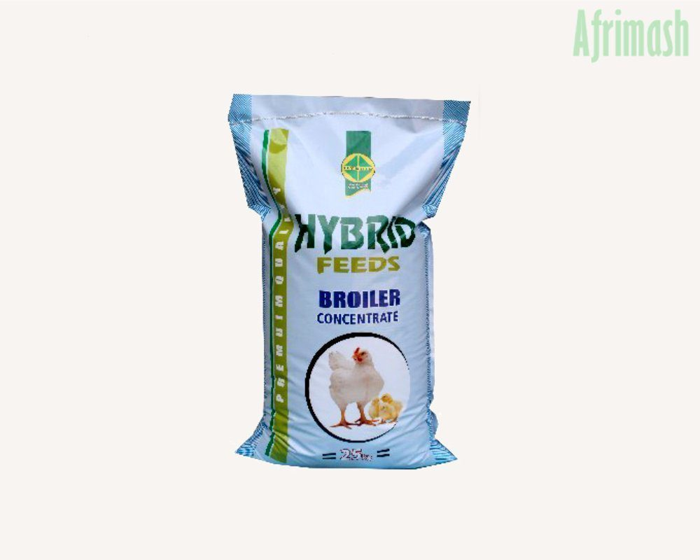 40% broiler finisher concentrate