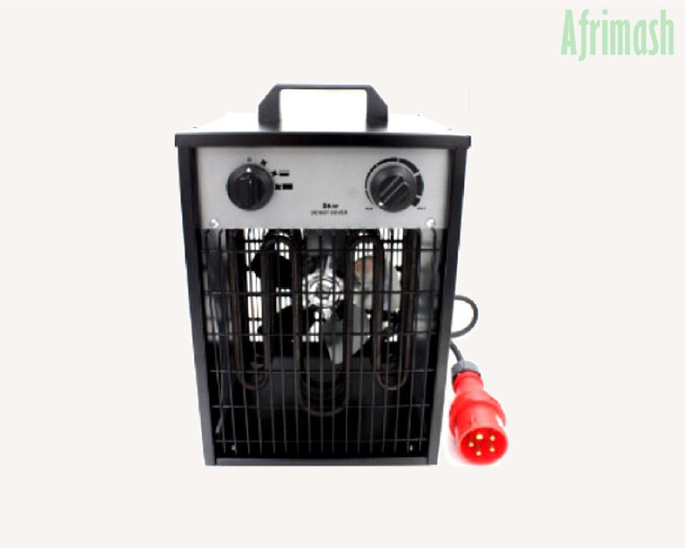 Electric fan brooder