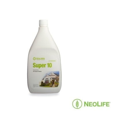 Super 10 cleaning agent