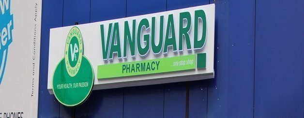 Vanguard Pharmacy LTD Online Store