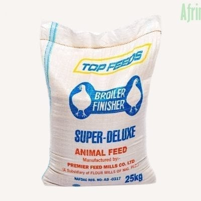 Topfeed Broiler Finisher