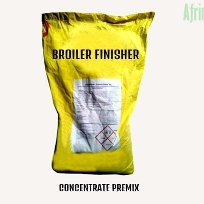 broiler finisher concentrate