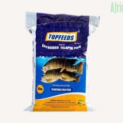 Tilapia Fish Topfeed
