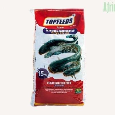 Topfeed aqua Catfish feed Topfeed