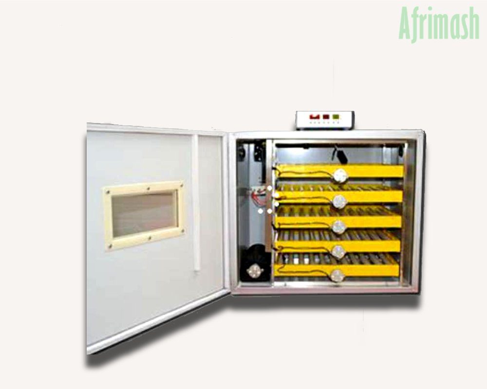 500 Eggs Capacity Incubator
