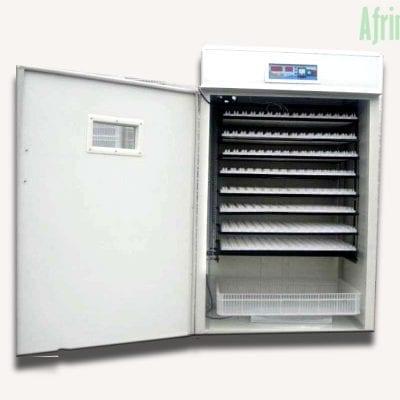 1000 eggs capacity incubators