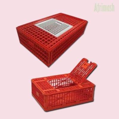 live bird transport crate