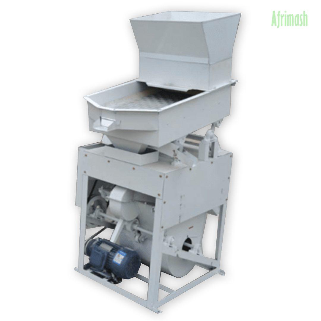 rice destoning machine