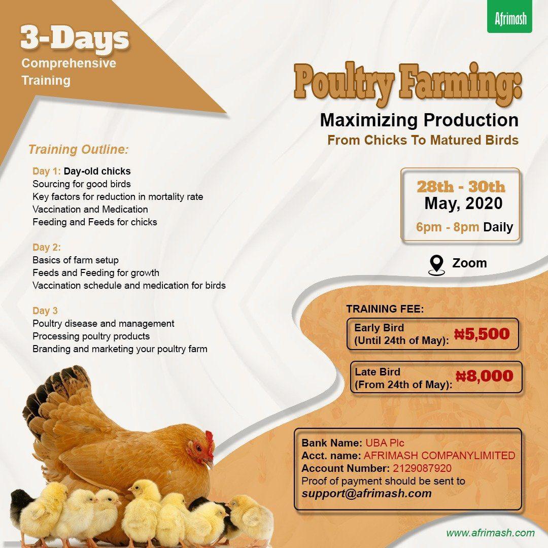 poultry farming webinar