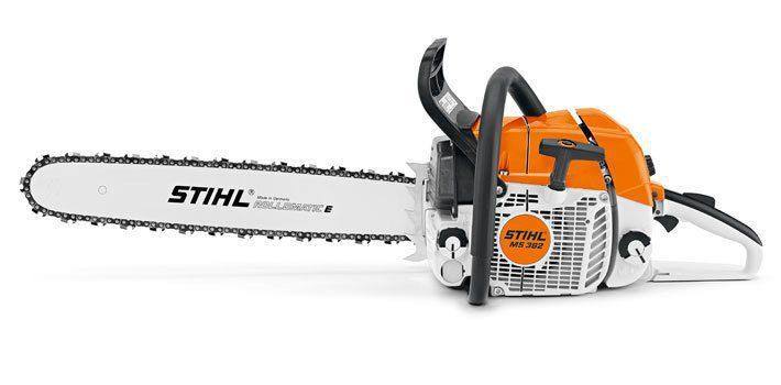ms 382 chain saw