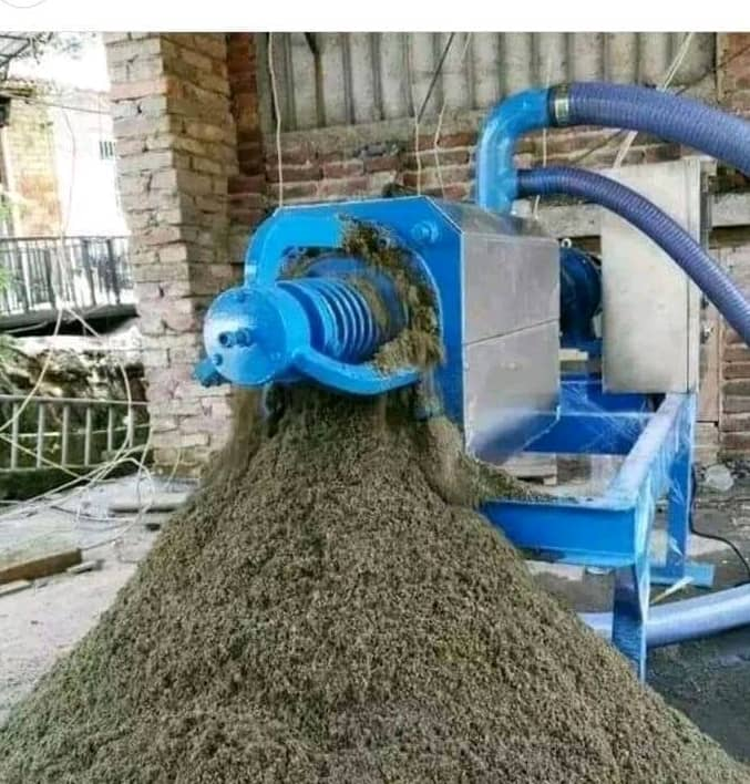 manure dryer