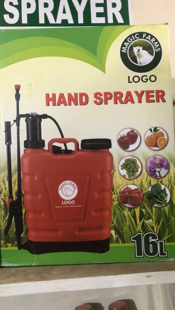 16l hand sprayer