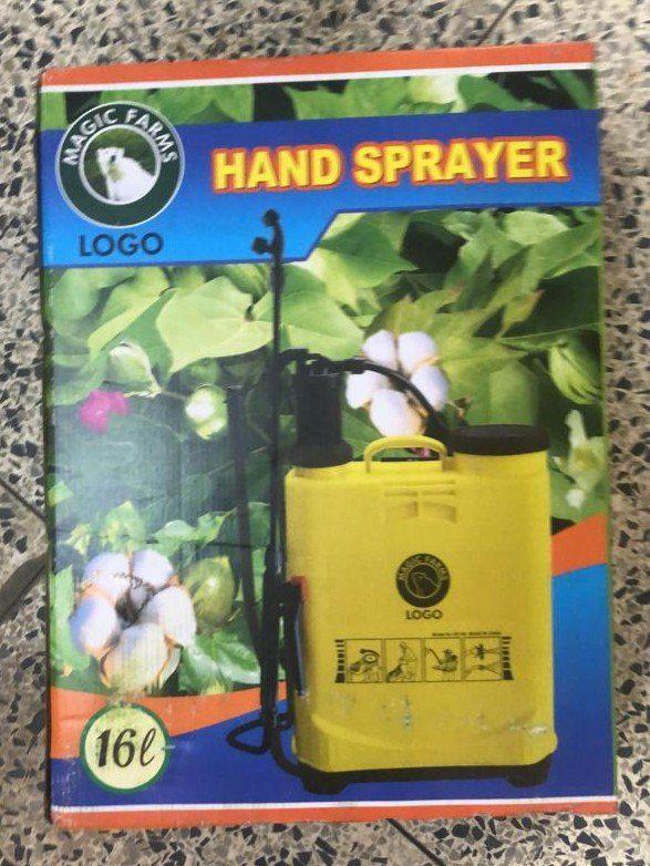 hand sprayer