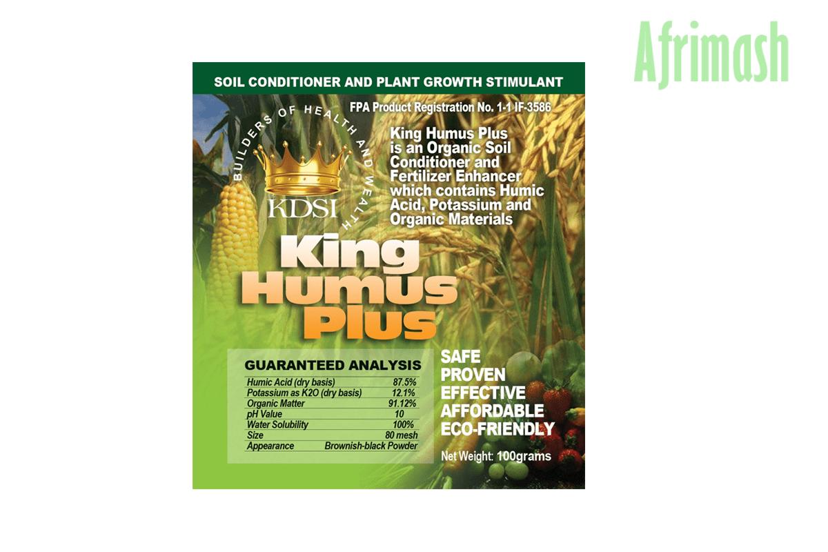 king humus plus