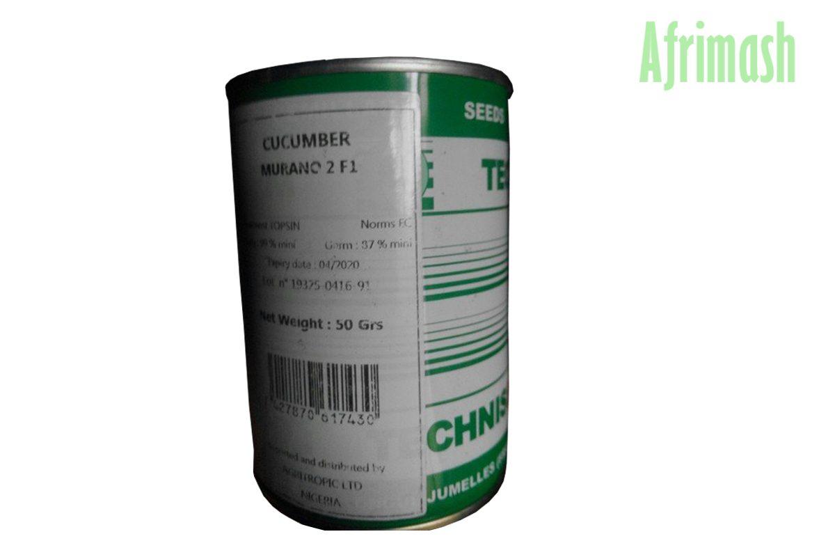 Murano 2 F1 Cucumber