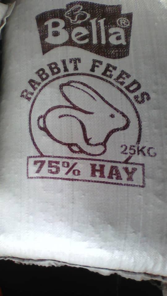 rabbit hay supplement
