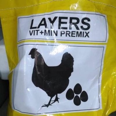 Layers premix