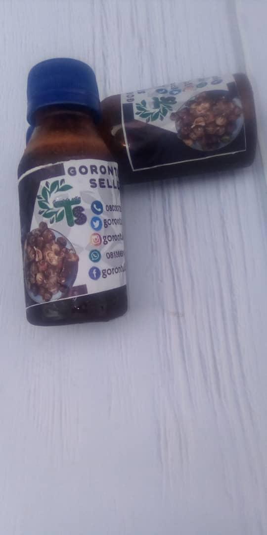 gorontula syrup