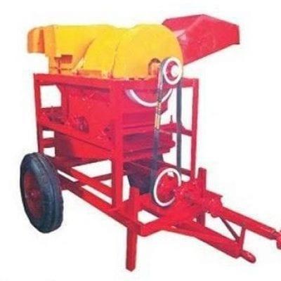 soybean thresher machine