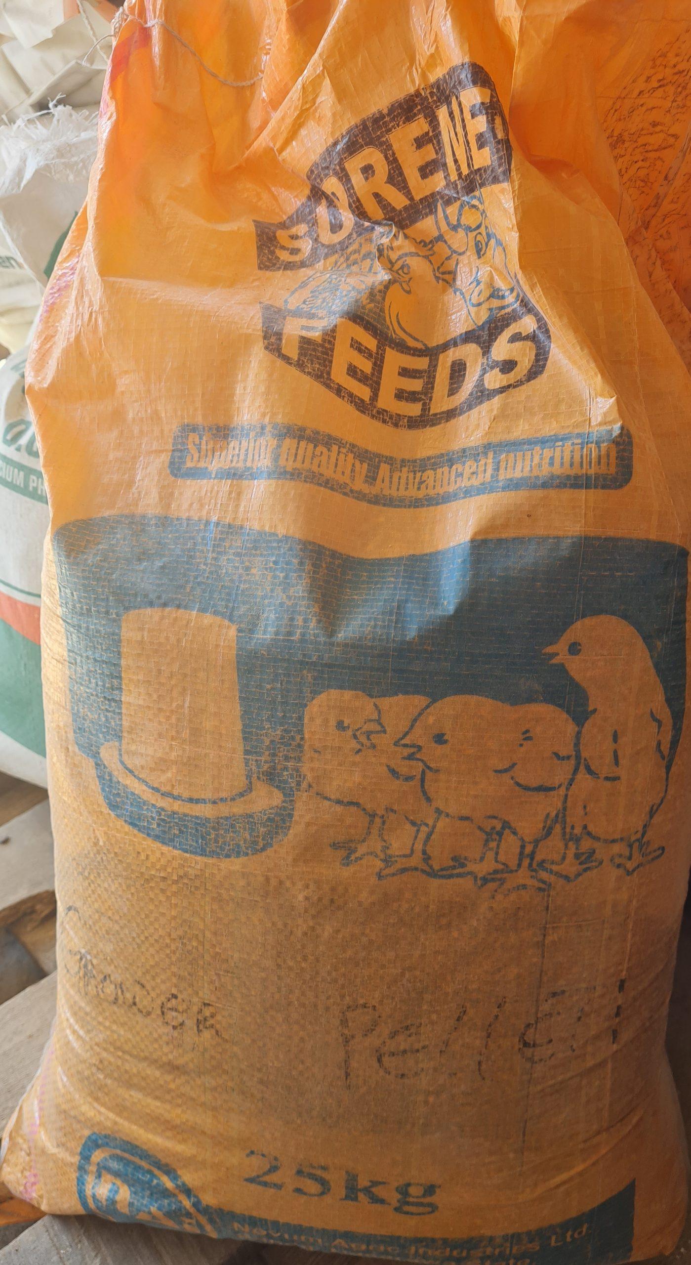 supreme feeds grower pellet