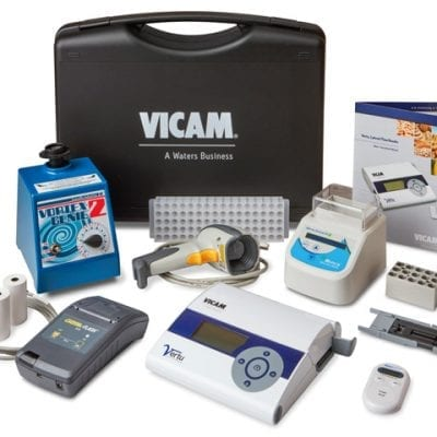Vicam Mycotoxin Tester