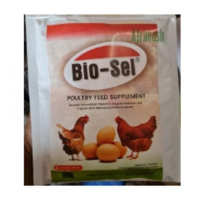 bio-sel poultry feed supplement