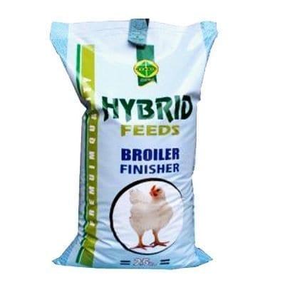hybrid feeds broiler finisher pellet