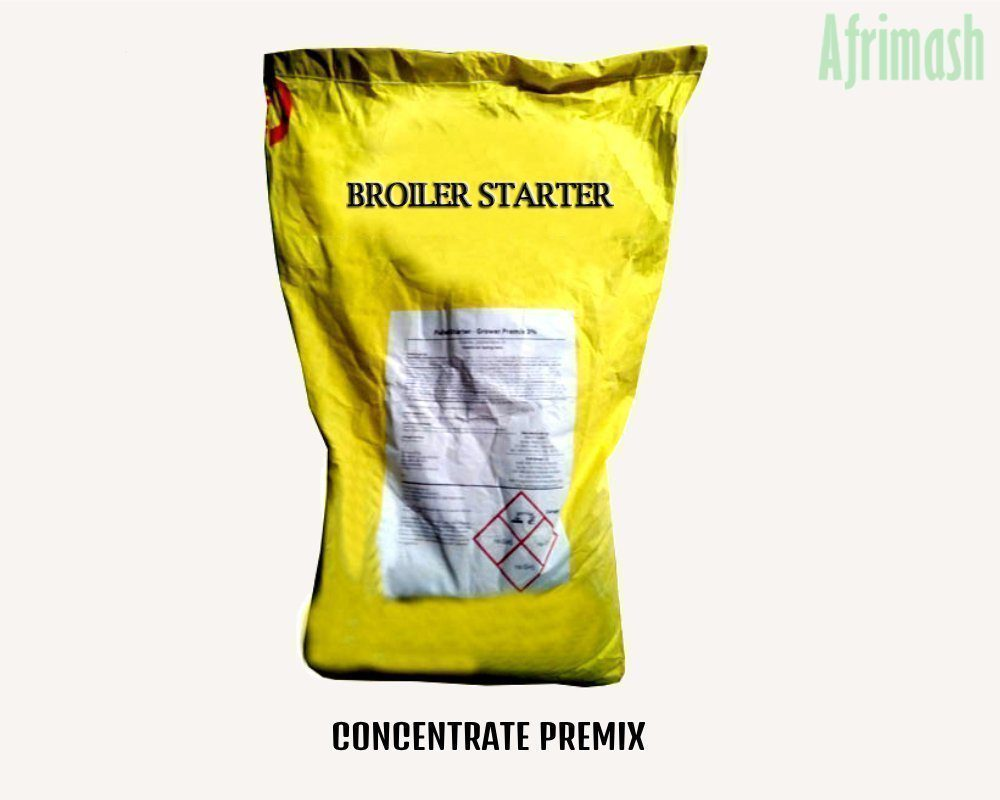 Broiler Premix starter