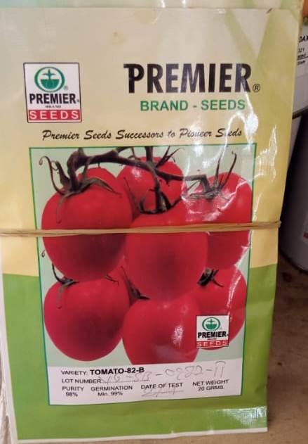 Tomato UC82B Seeds