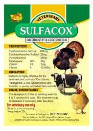 sulfacox