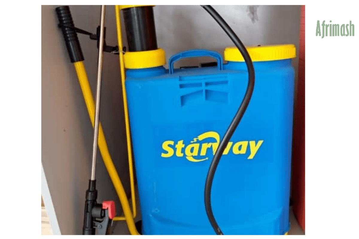 starway knapsack sprayer
