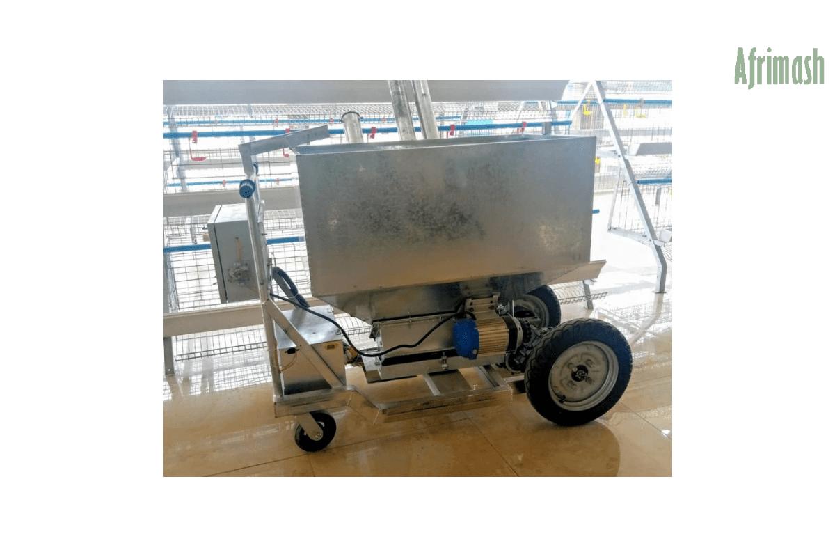 automatic feed trolley