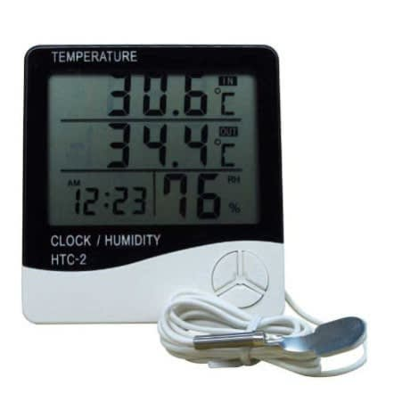 brooding thermometer