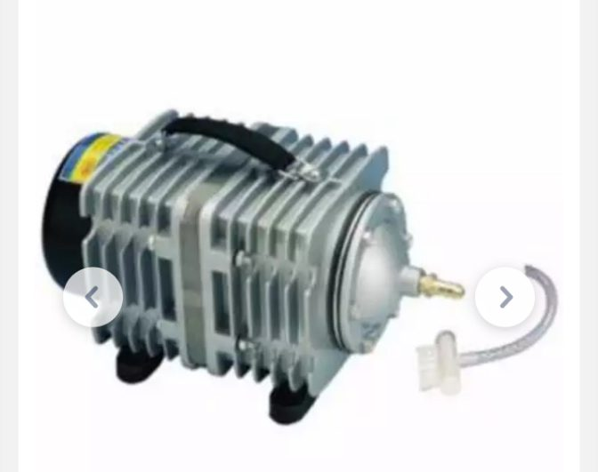 electromagnetic air pump