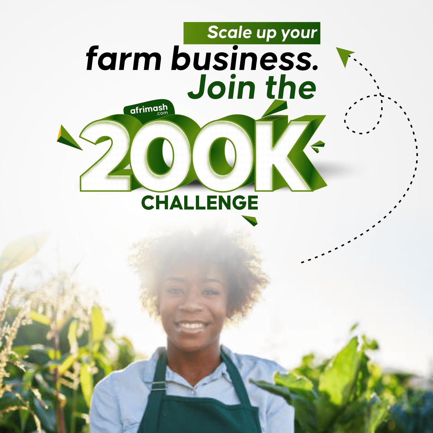 Afrimash 200k Challenge